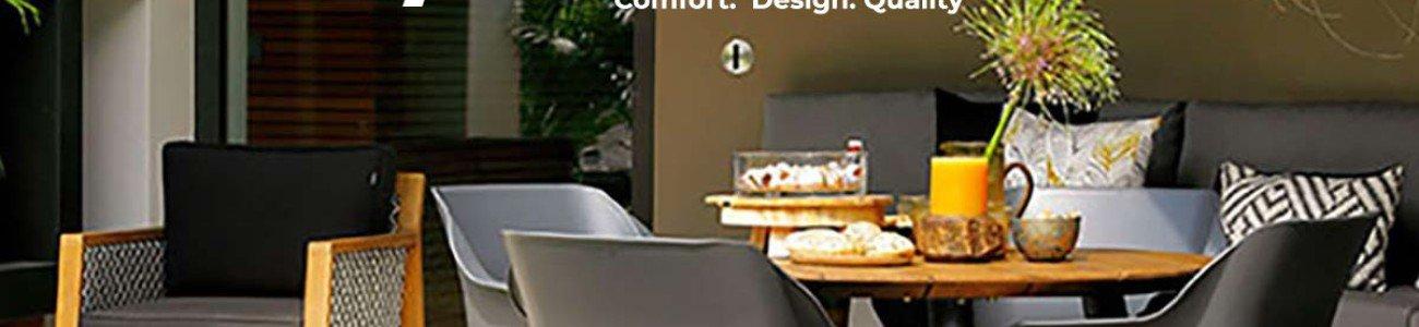 Abode is proud to partner Hartman Outdoor Furniture