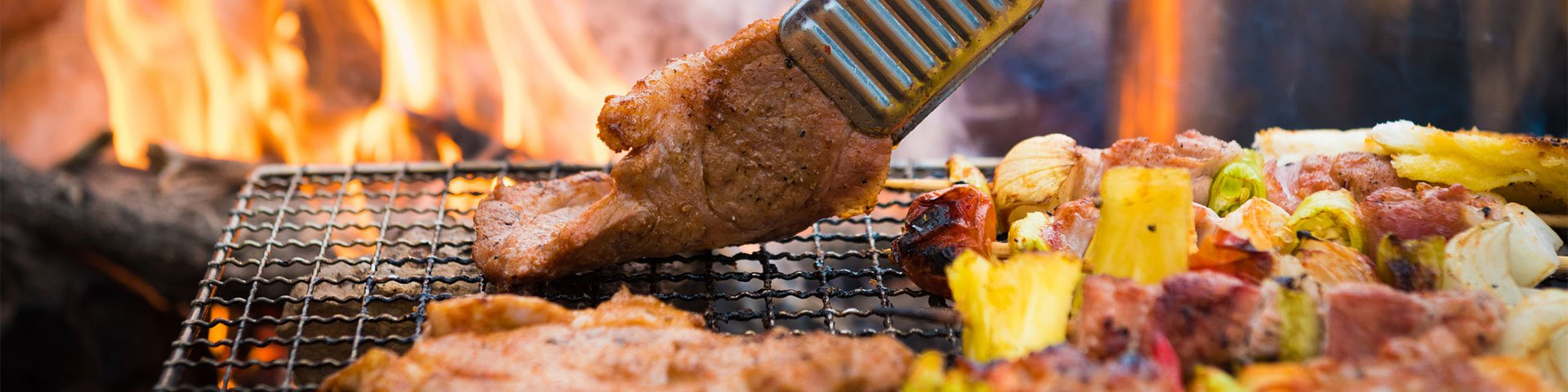 Barbecues at Abode
