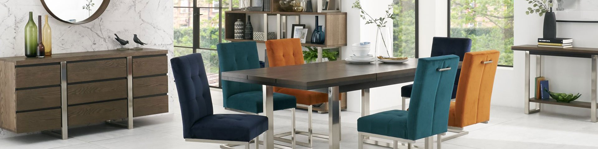 Dining Room Furniture at Abode Furniture