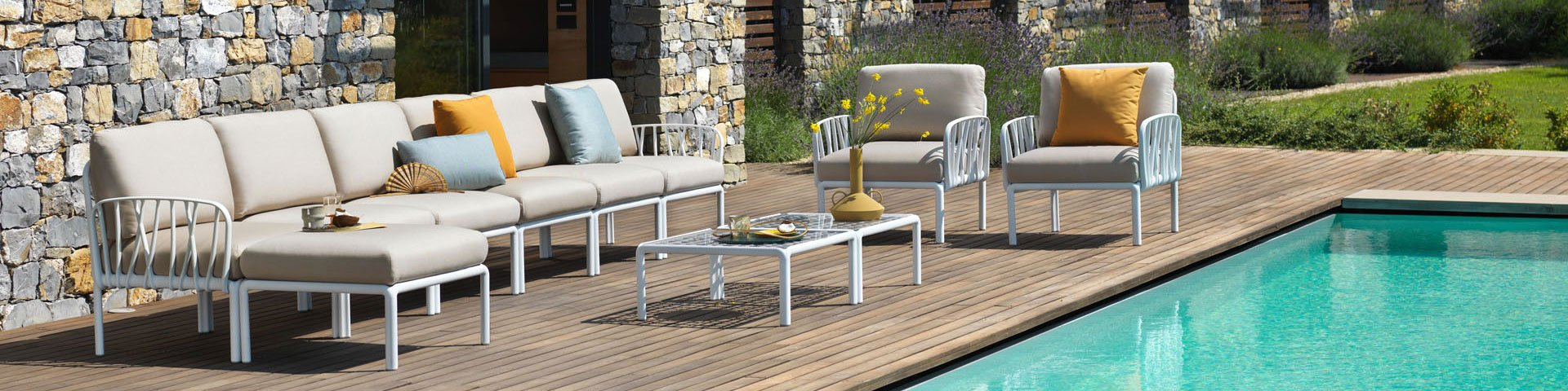 Outdoor Furniture at Abode Furniture