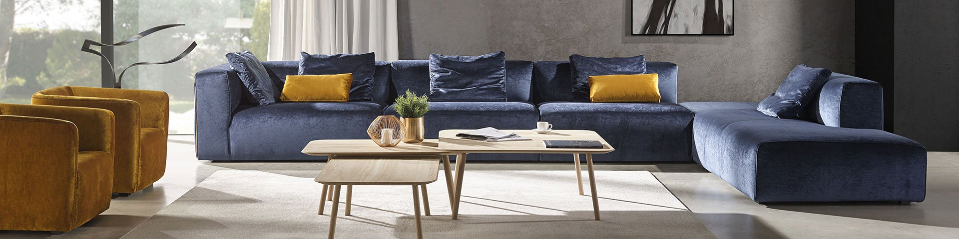 Sofas at Abode Furniture