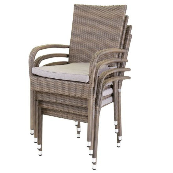 Mona Dining Set (6 Chairs)