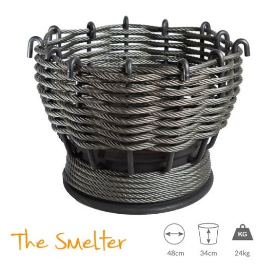 The Smelter Firepit