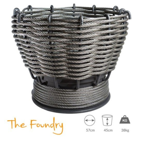 The Foundry Firepit