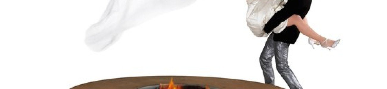 The positive effects of outdoor fire pits
