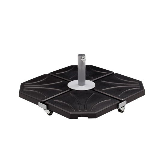 Cross Parasol Base (110Kg)