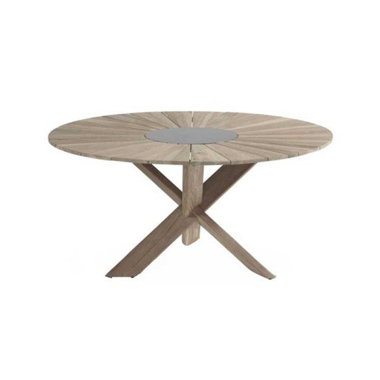Provence Crossleg Table