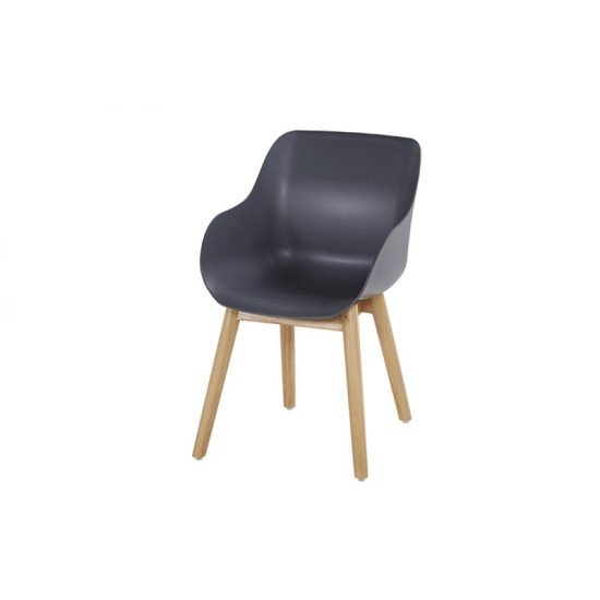 Sophie Organic Teak Chair