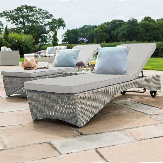 Cheshire Sunlounger Set