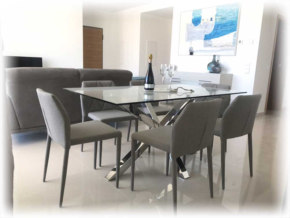 Ancora Apartments Dining