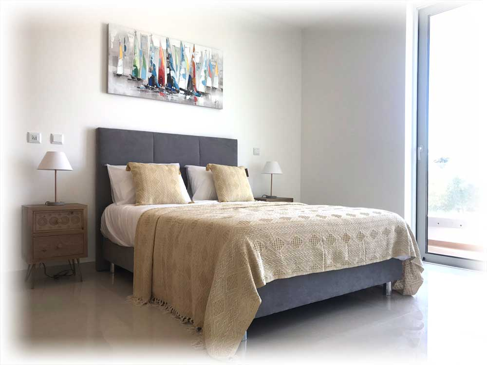 Ancora Apartments Bedroom